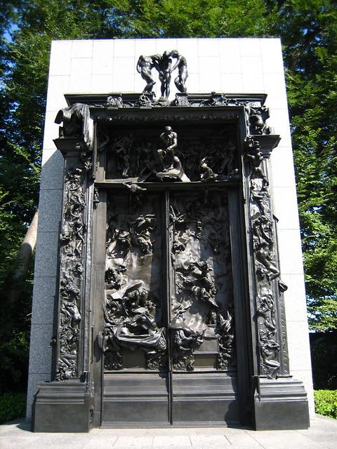 La puerta del infierno de rodin explore luisvilla 39 s for 9 puertas del infierno