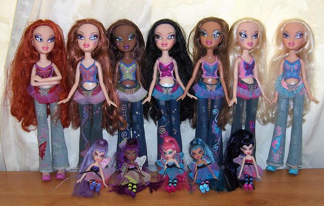 Bratz pixiez 1 bratz uk 2 flickr Bratz fashion look and style doll