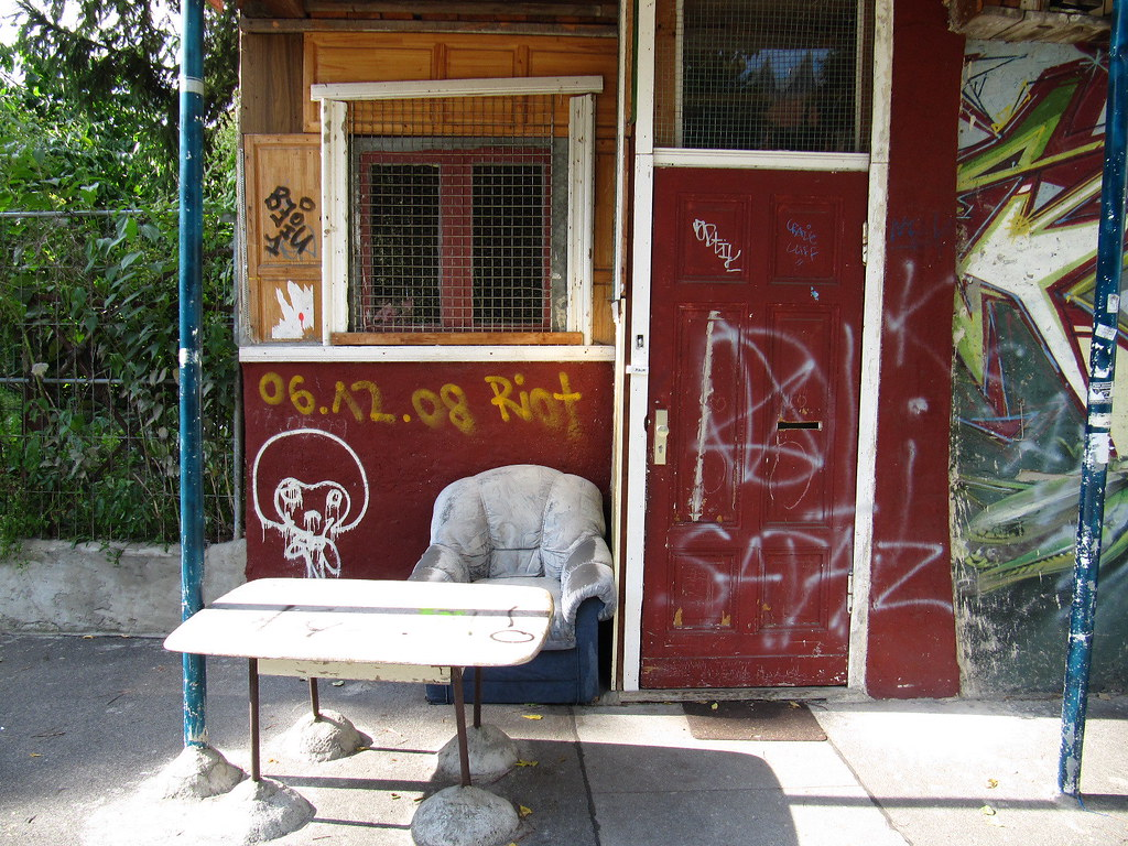 baumhaus bethaniendamm das grundst ck geh rte der ddr lag flickr. Black Bedroom Furniture Sets. Home Design Ideas