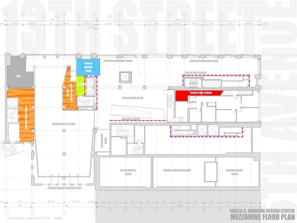 The Sheila C Johnson Design Center The New School Flickr