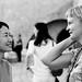 Chiaki Hayashi and Heather Ford