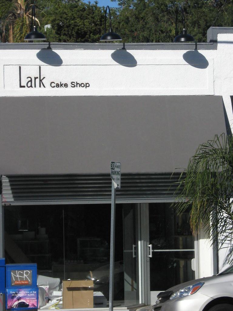 Lark Cake Shop Yelp