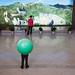 Green ball - Shanghai, China