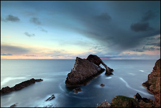 Bow Fiddle Rock | by angus clyne