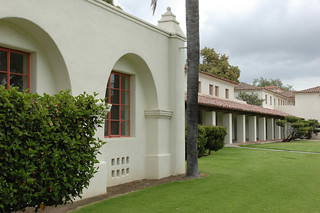 Rear view of the Administration Building | by California State University Channel Islands