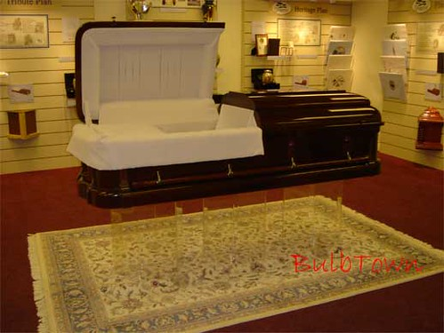 Hendricks funeral home casket display room flickr for Displaying pictures in your home