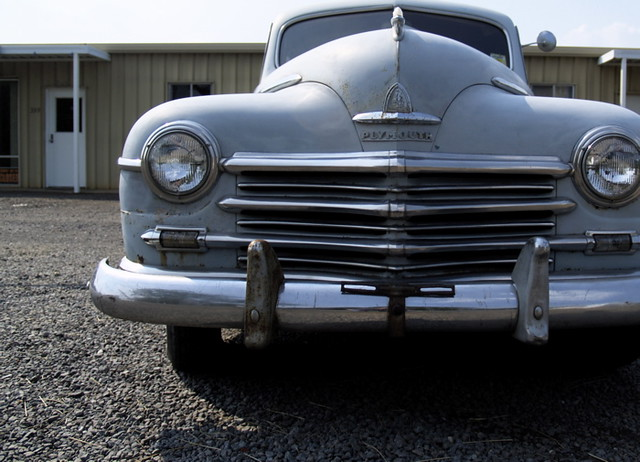1948 plymouth grill grill details of a faded well kept for 1948 plymouth 4 door sedan