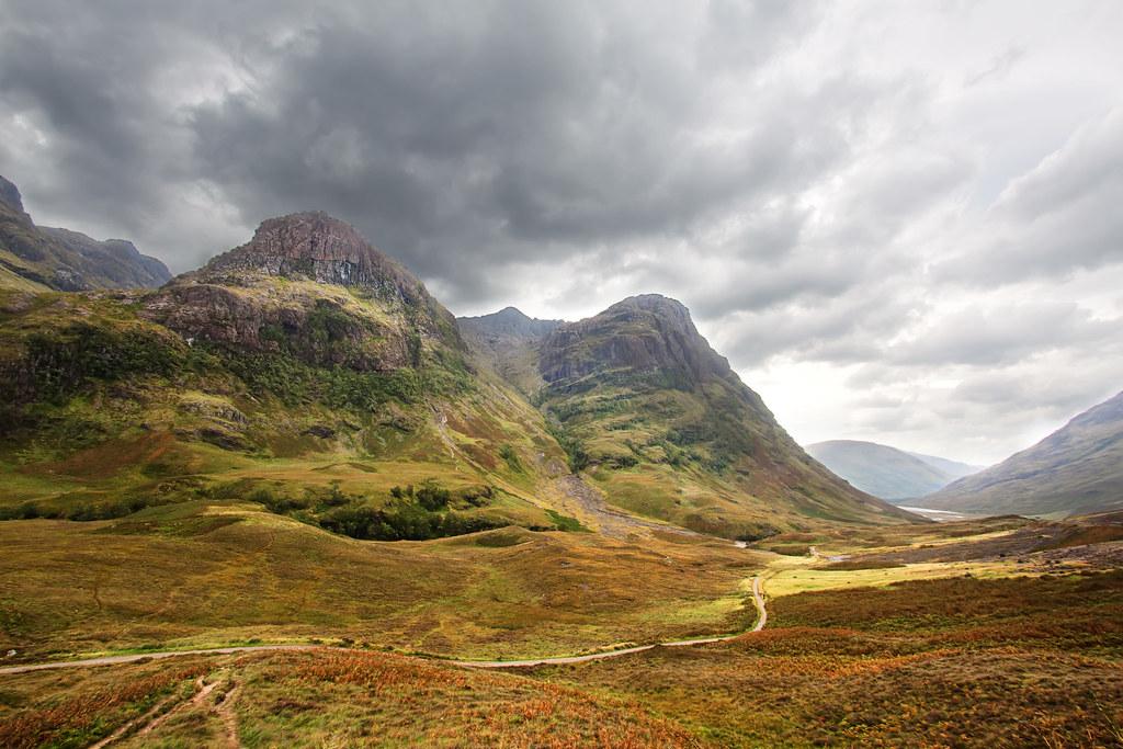39 Scotch 39 Scotland Glen Coe Valley Portfolio Travel Blo Flickr