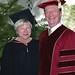 Joanne Coville Vice President of Finance and Administration and CSUCI President Rush