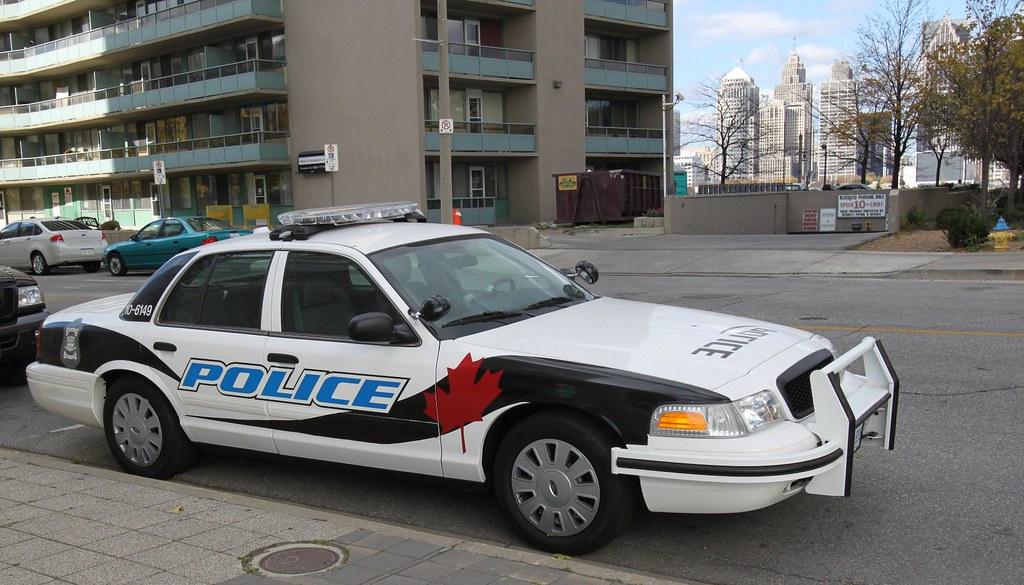 Police Car Img 8876 Police Car Windsor Ontario The