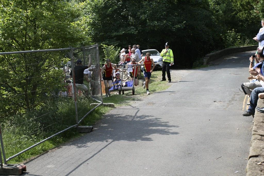 Knaresborough Bed Race 2007 | 77krc | Flickr
