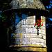 City wall, Beaune, Burgundy, June 2004
