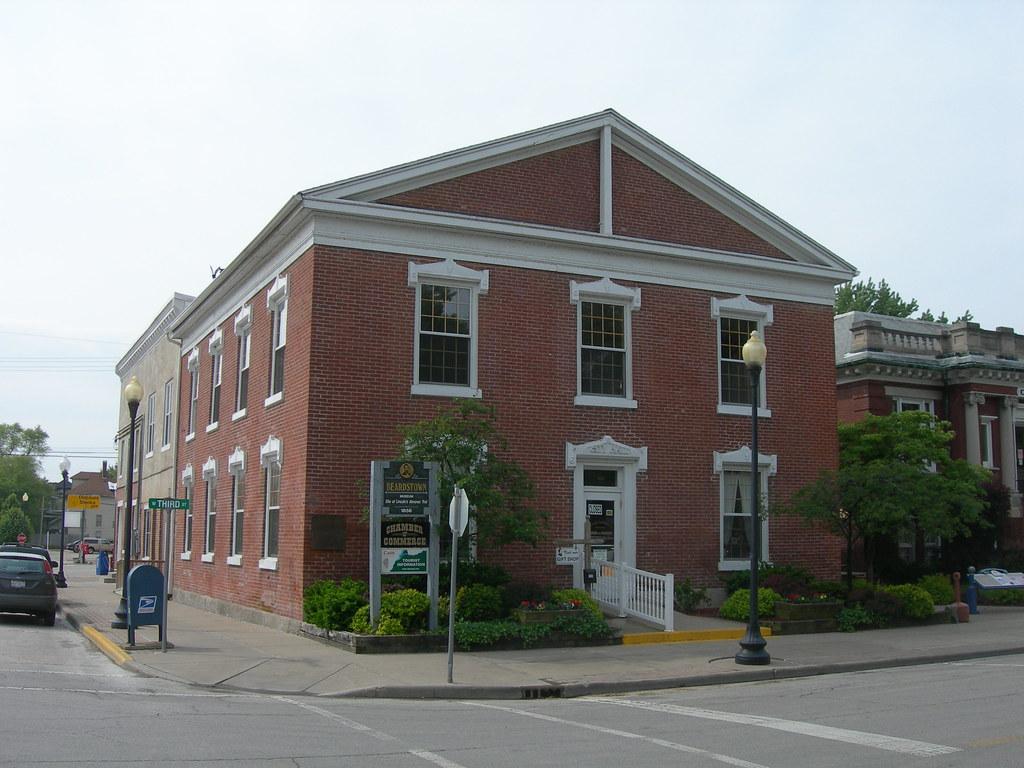 Historic Beardstown Courthouse Beardstown Illinois