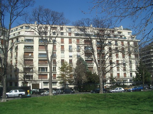 Appartement bongo avenue foch 75016 paris qui n 39 a jamais r flickr - Biens atypiques paris ...