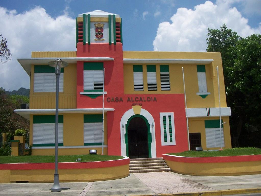 Casa alcaldia de jayuya fotos de puerto rico flickr - Casa de fotos ...