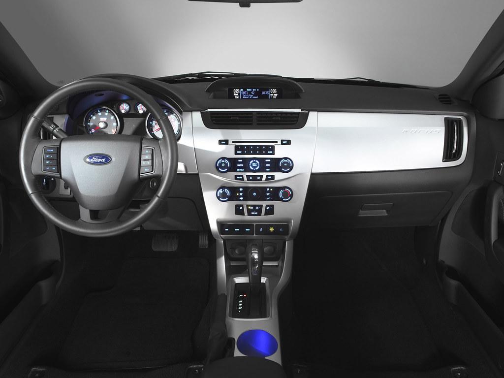 2008 Ford Focus Interior Flickr