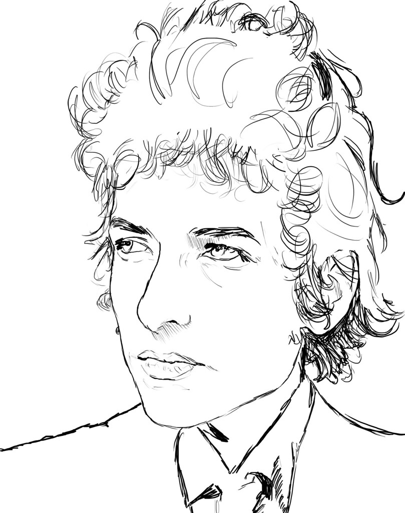 dylan coloring pages - photo#10