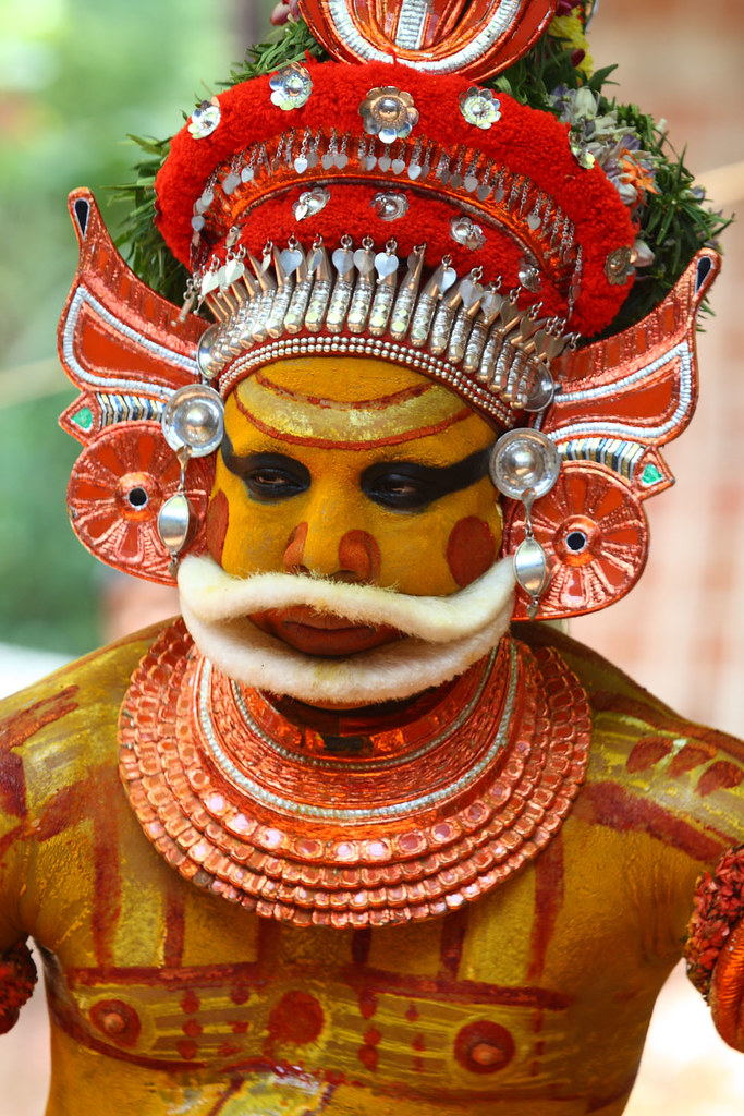 Muthappan Etymologically Theyyam Means God In