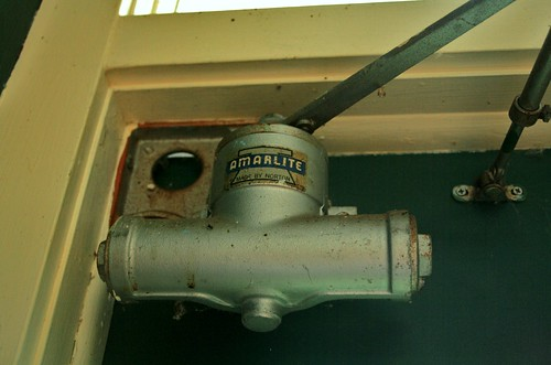 Old Norton Amarlite Hydraulic Door Closer Flickr Photo