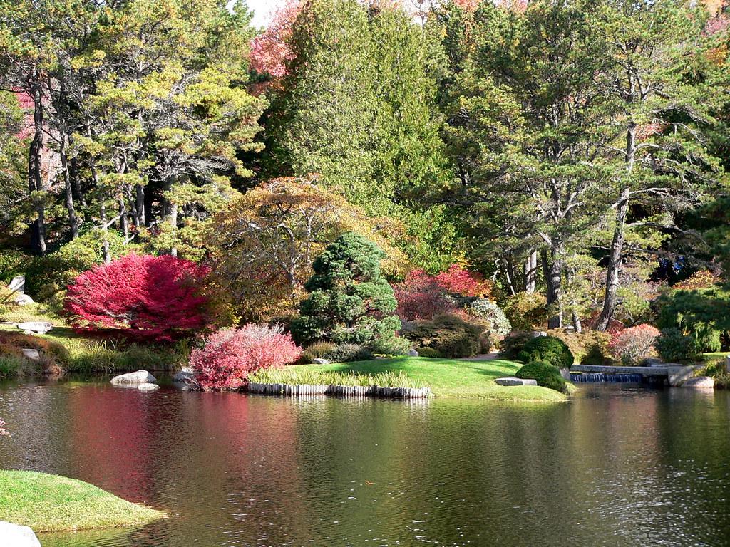 Beautiful Colors At The Asticou Azalea Garden Maine Flickr