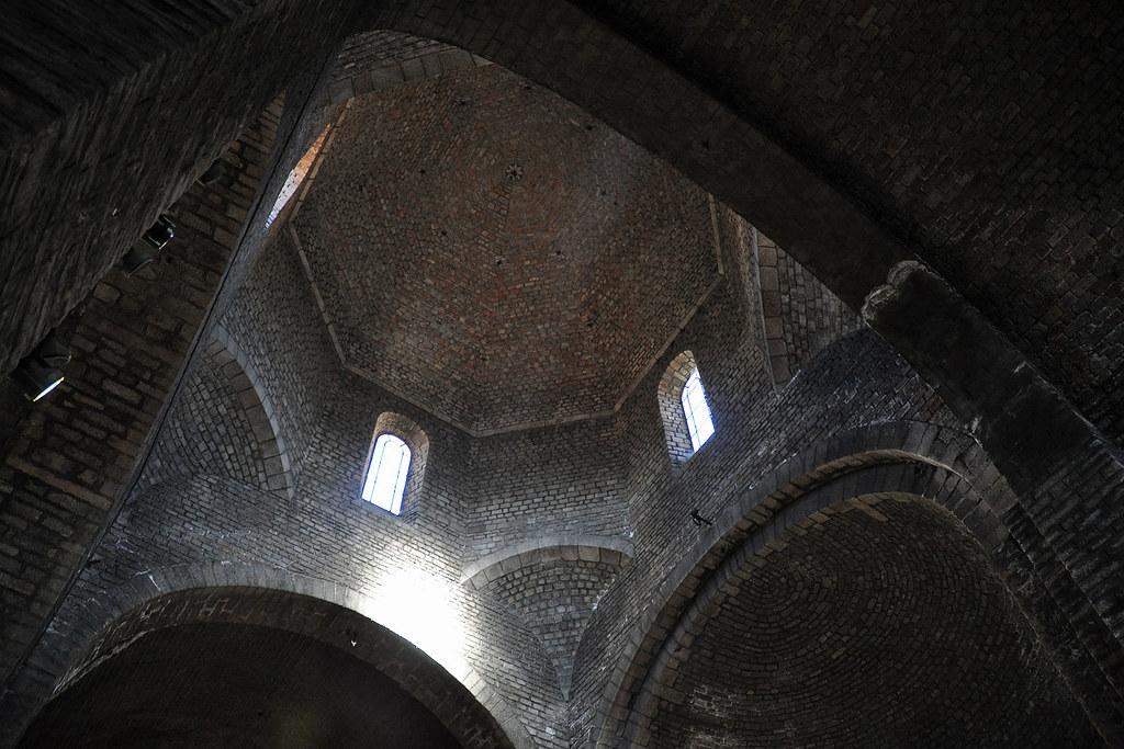 Monestir de Santa Maria de Ripoll  Església del monestir Mé…  Flickr