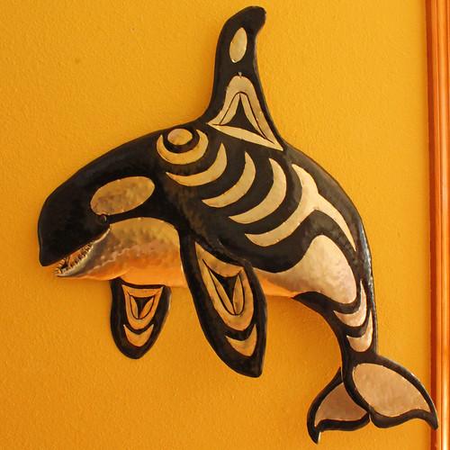 Aluminum Orca Pacific Northwest Coast Design Flickr