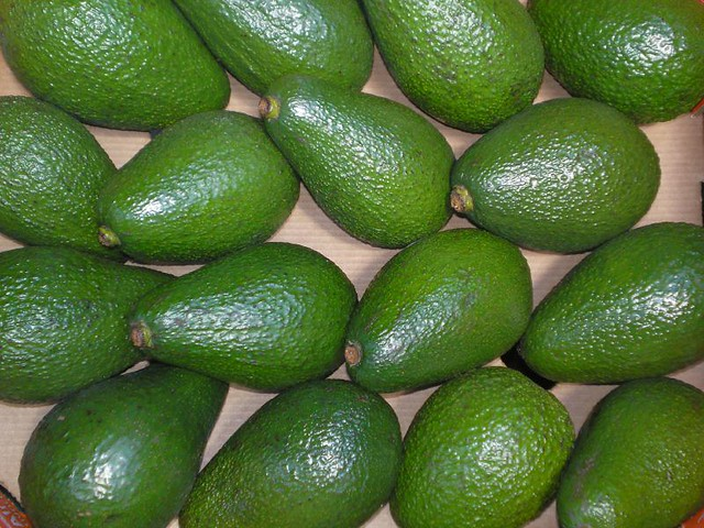 Under-ripe Guacamole