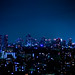 Night view from Westin Tokyo
