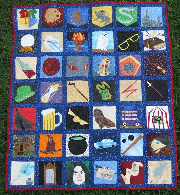 Harry Potter Quilt