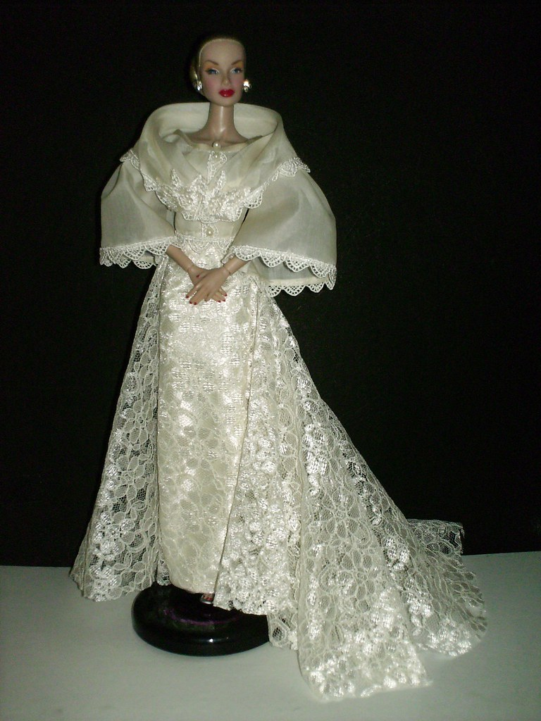 Maria Clara Nadine This Is The Full Maria Clara Gown It