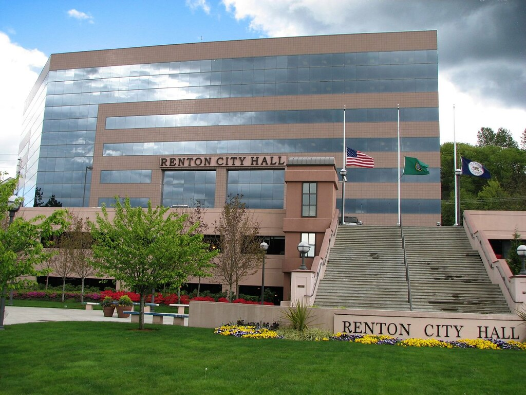 City Of Renton Wa Jobs