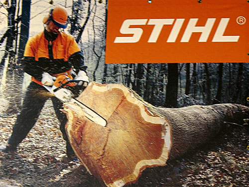 Classic Stihl Poster Flickr Photo Sharing
