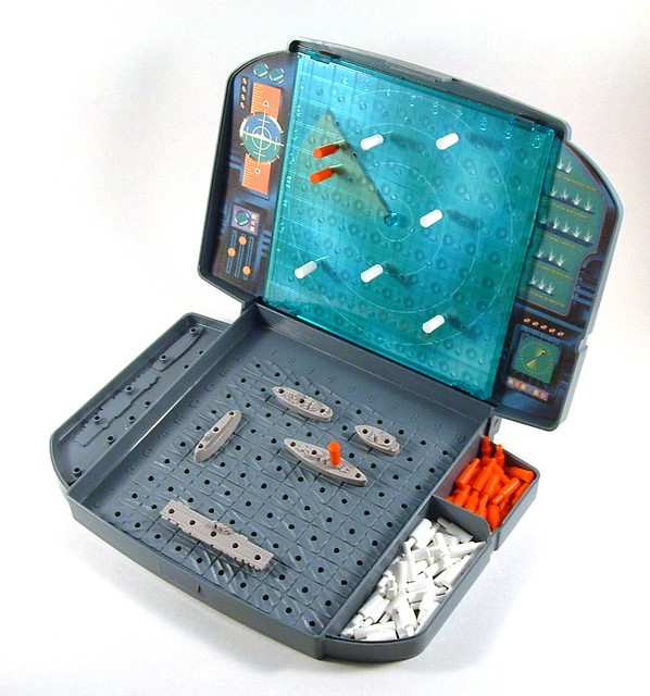 battleship game to learn how i made this light box for