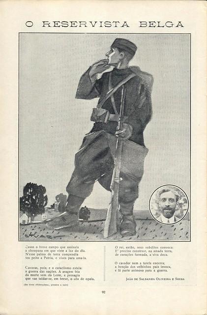 Ilustração Portugueza, No. 465, January 18 1915 - 28