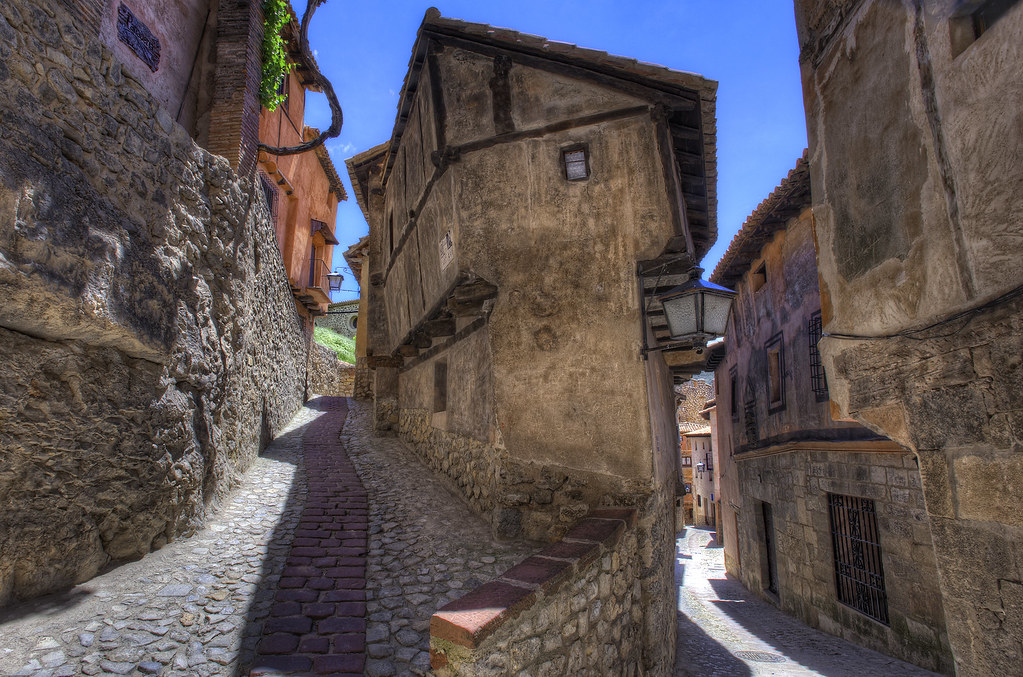 Albarracín, Teruel (Aragón), HDR 2  HDR from five ...