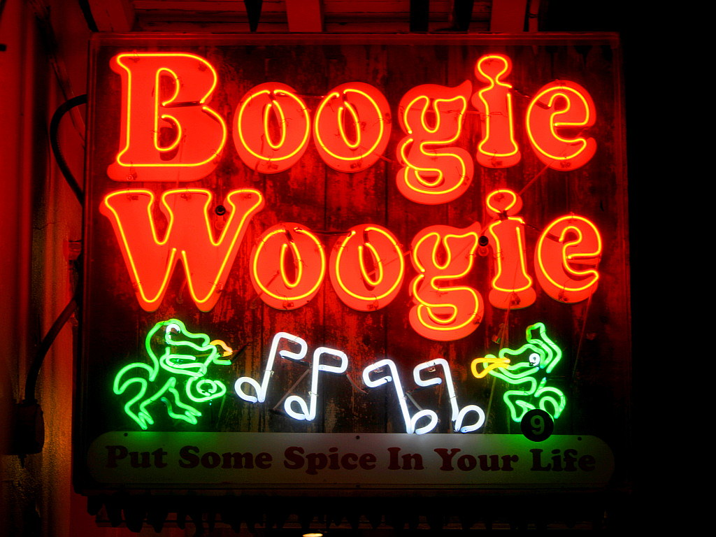 Boogie Woogie | Boogie...