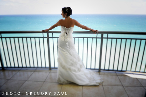 Bride | by Double Tree Ocean Point Resort