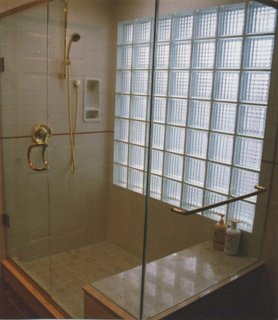 Fairfax Bathroom Remodeling: Bathroom Remodel Glass Block