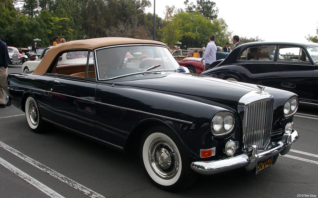Concours D Elegance >> 1965 Bentley S3 Continental Convertible Park Ward - fvr | Flickr