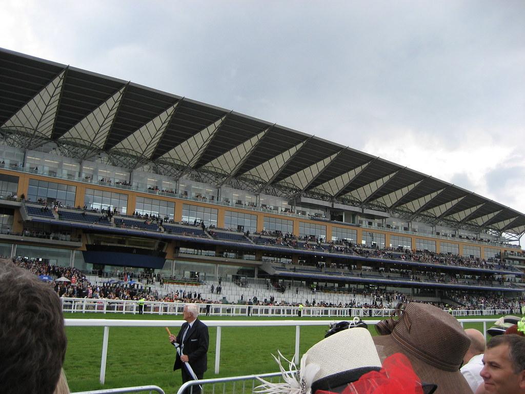 the royal ascot grandstand david jones flickr