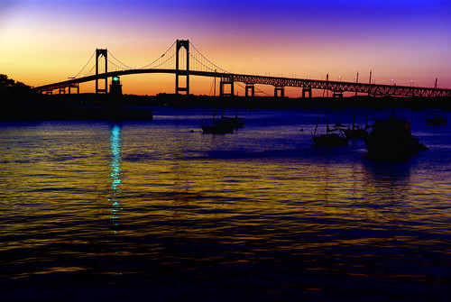 Bay Area Newport - At Dusk | by pshutterbug