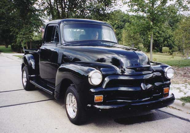 Gmc Parts Bunn >> First Pick Up Truck | Autos Post