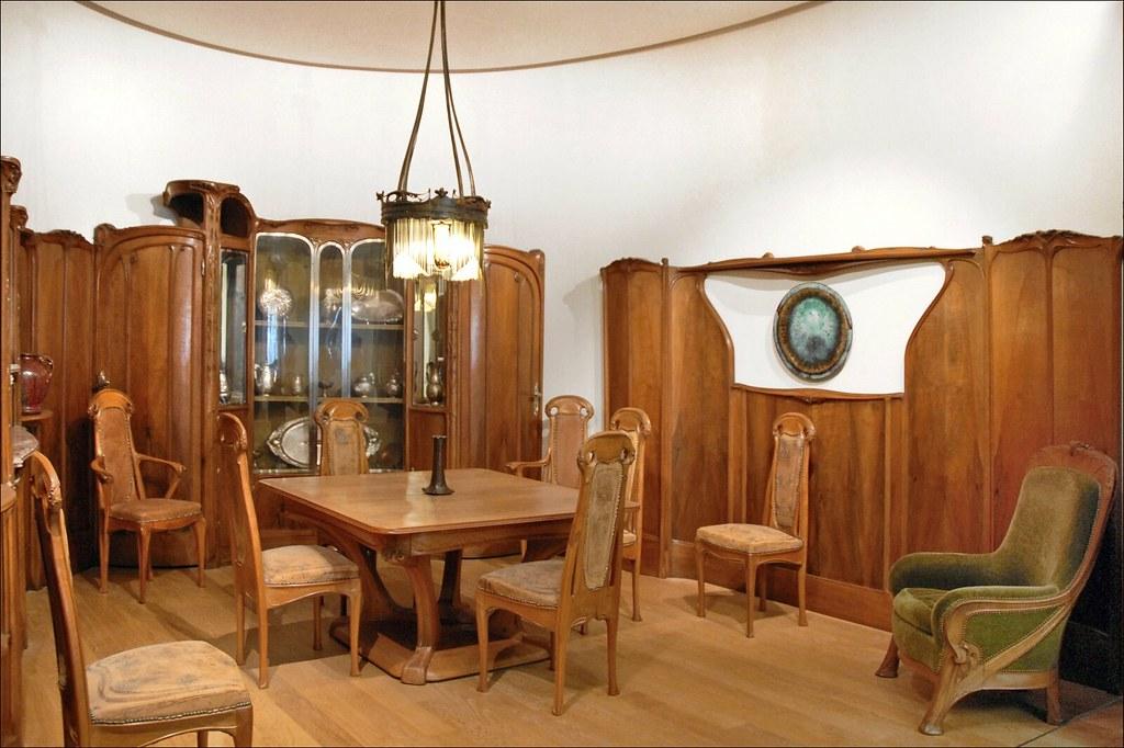 La salle manger de l 39 h tel guimard petit palais flickr for Hotel meuble la spiaggiola