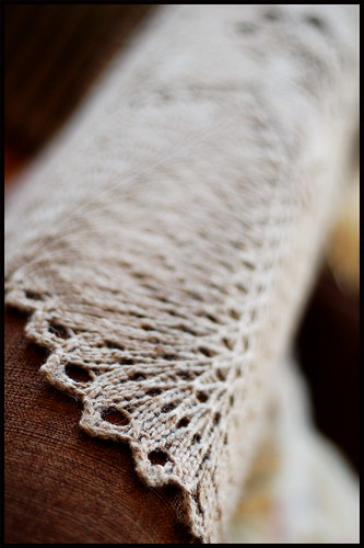 Lace Edging | by brooklyntweed