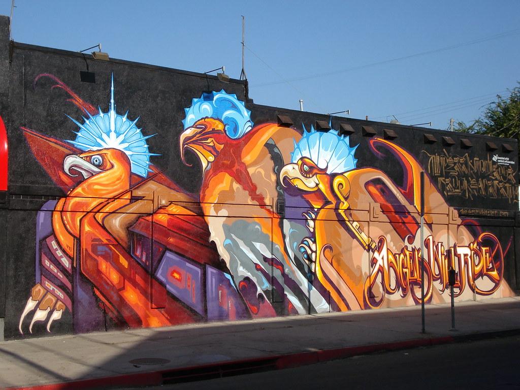 retna saber revok seventhletter awr msk losangeles graffit u2026