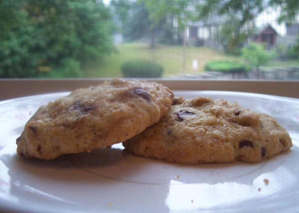 121206 015 | Oatmeal Pecan Chocolate Chunk Cookies | Laura H-B ...