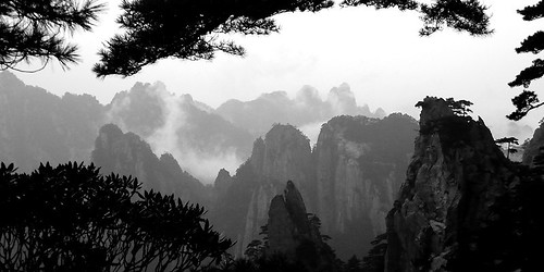 Chinese ink painting | Flickr - Photo Sharing!