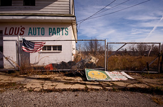 Lou's Auto Parts | by congoeels