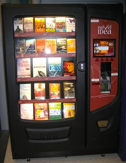 Vending Machine for Books | by Still Burning