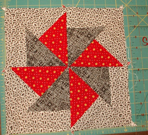 Aug  block of the month / tutorial follow link | by sunshine's creations